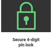 car safe biometric gun lock box with cable vault automotive speed quick hand pistol access lockbox