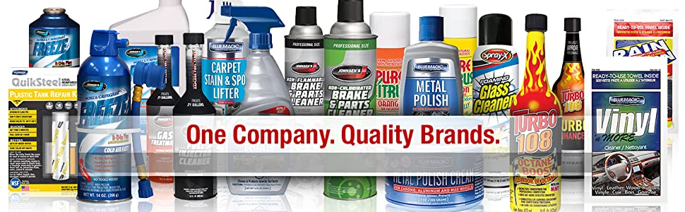 One Company. Quality Brands
