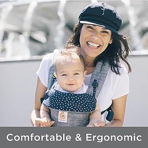 comfortable & ergonomic