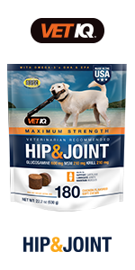 VetIQ Hip and Joint Chews for Dogs