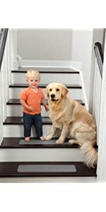 non slip for stairs, anti slip for pets, anti slip for children, anti slip for the home