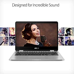 ASUS SonicMaster — Designed for Incredible Sound
