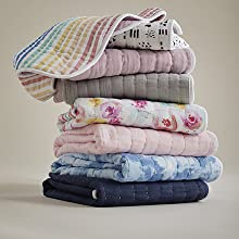 Hand-Quilted Blankets