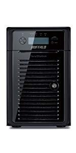 WSH5610DN, TeraStation, NAS, Storage, RAID, Windows, Server