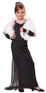 Hollywood Diva, Breakfast at tiffany's, Marilyn Monroe, Hepburn, Grace Kelly, Halloween, Costume
