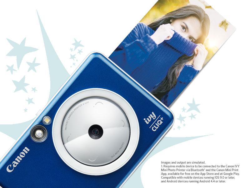 Canon iVY CLIQ Instant camera