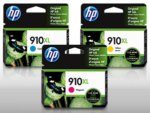More pages, more value with HP XL high yield ink cartridges.