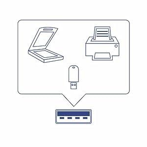 4-Port USB-C Hub, USB Hub, USB-C to USB-A Hub, Type-C to Type-A Hub, USB 3.1, USB 3.0, USB 2.0