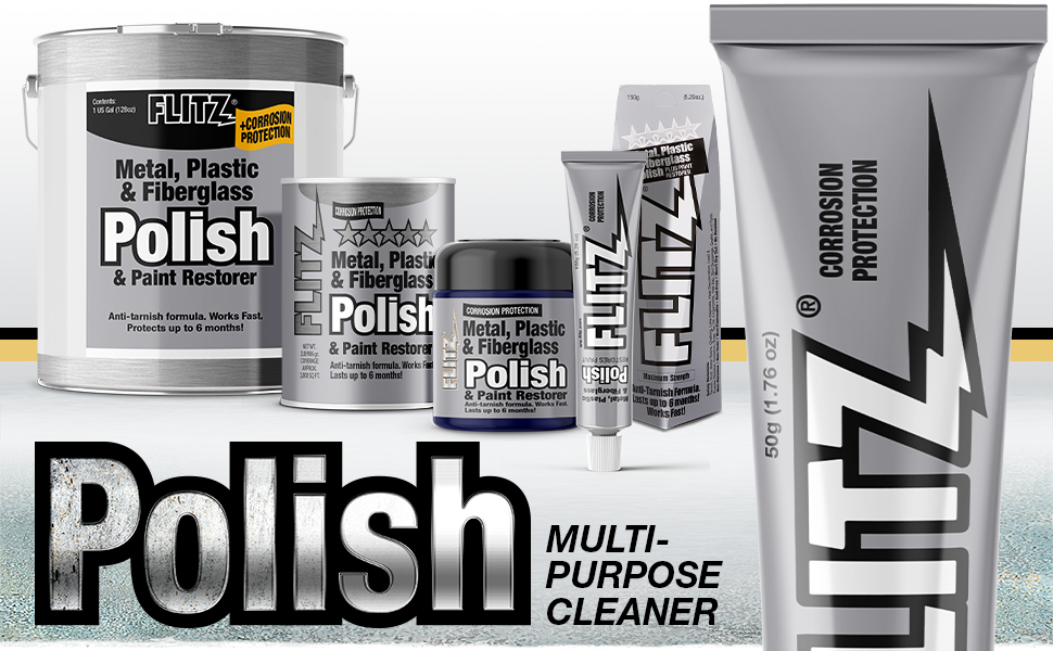 metal polish paste rust remover cleaner