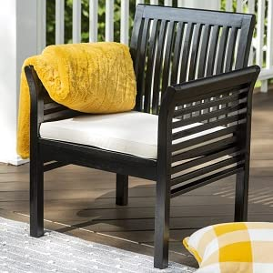gloss beauty shot chair yellow black porch house howe