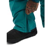 burton mens pants snow pants bibs ski snowboarding riding snow winter resort mountain pockets