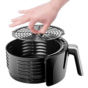 grill, cook, Chefman, large, amazon, seller, prime, temperature, recipes, multi, pan, oil