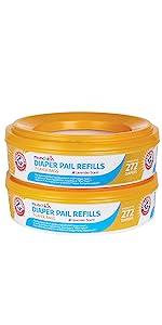 diaper pail rings munchkin