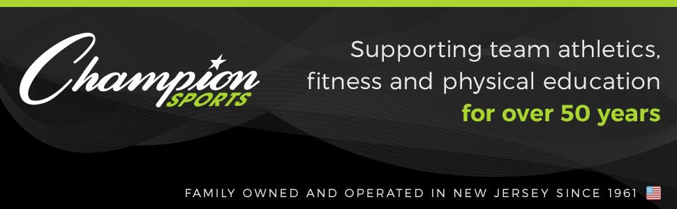 Champion Sport Team Sport Equipment - About Champion