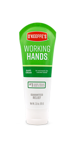 Working Hands Hand Cream Tube