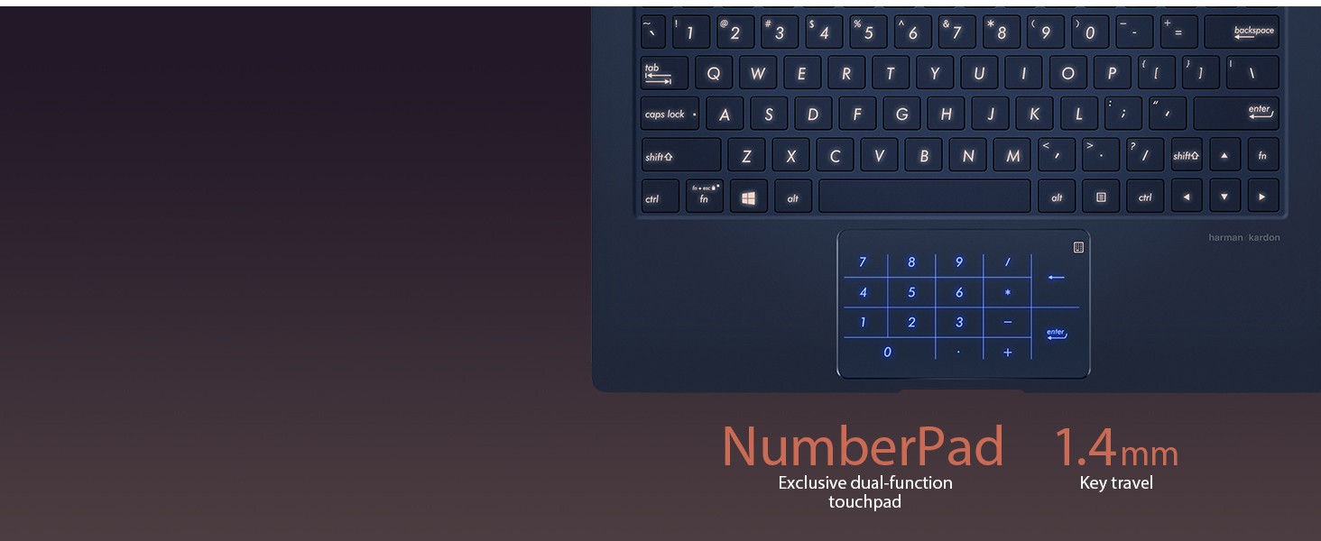 Introducing NumberPad