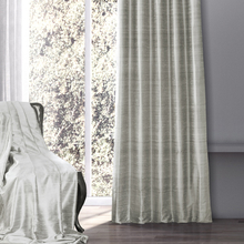 Signature Silk Curtains