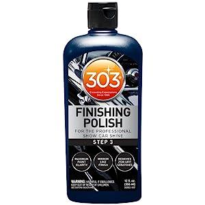 303 finishing polish, polish, car paint, paint scratch