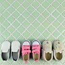somertile, tile, arabesque, green, mint, mosaic, brown, porcelain, outdoor, floor, wall