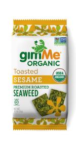 Toasted Sesame