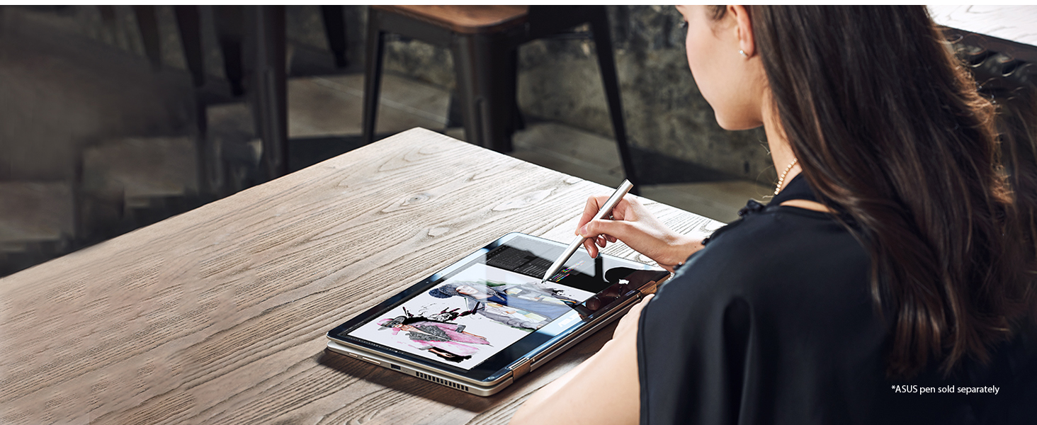 Boost Your Productivity with ASUS Pen
