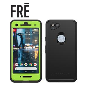 google pixel 2 case, lifeproof google pixel 2 case, waterproof google pixel 2 case