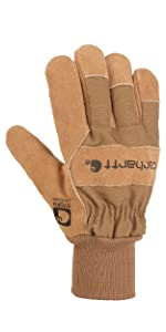 insulated work gloves, insulated gloves for men, insulated leather gloves