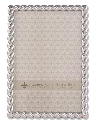 Silver Metal Rope Frame