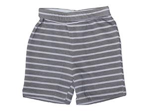 baby shorts; hanes baby