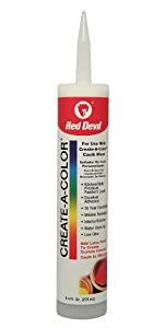 Red Devil Create a Color Caulk