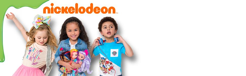 Nickelodeon categories