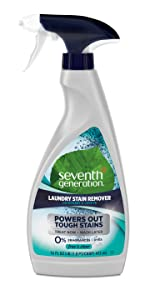 Seventh Generation Laundry Stain Remover Spray