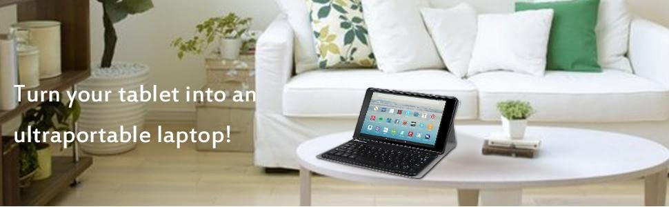 flip folding magnetic smart slim lightweight keyboard accessories