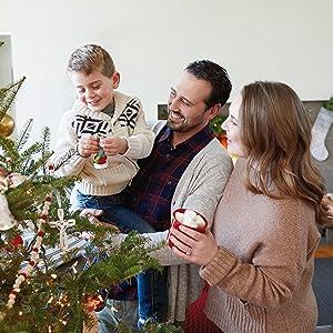 Family Christmas Tree Ornament