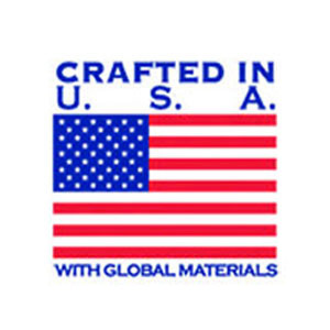 Crafted in the U.S.A.