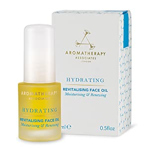 aromatherapy associates hydrating revitalizing face oil