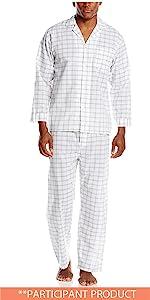 GB Broadcloth Pajama Set
