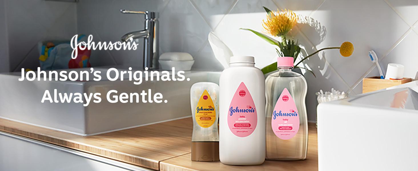 Johnson's Baby Powder Originals Always Gentle