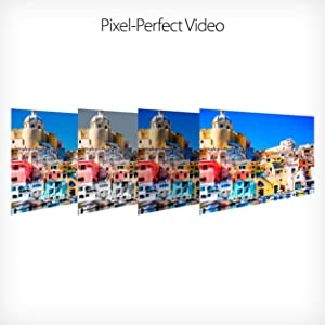 pixel-perfect video