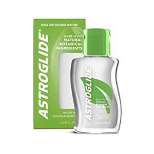 astroglide natural,natural personal lube,natural personal lubricant,astroglide lube