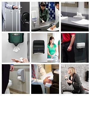 Tork Restroom Essentials