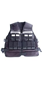 conditioning vest, weight vest, weighted vest