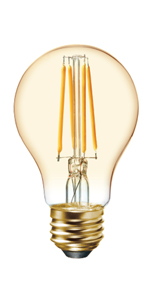 Vintage A-Line LED Bulbs