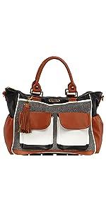 diaper bag, convertible, itzy ritzy, stylish diaper bag, cute diaper bag, messenger bag, backpack