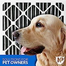 Nordic Pure, Air Filter, Pets, Pet Dander, Animals, Allergies, Asthma