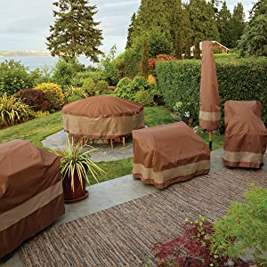 Ultimate Patio Furniture Cover Collection