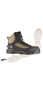 greenback boots felt soles