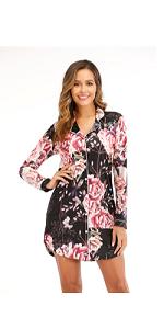 Womens Lace Nightwear