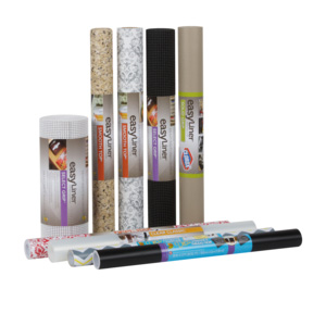 Duck Brand Non-Adhesive Easy Liner Shelf Liner