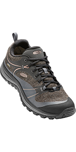 women's terradora low height hiking shoe waterproof comfortable durable